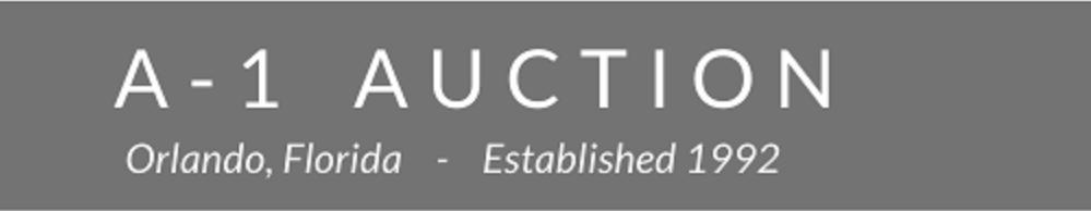 A-1Auction.net Logo