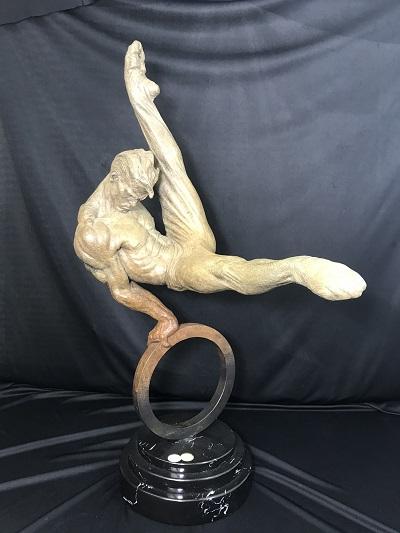 ART DECO SCULPTURE AUCTION